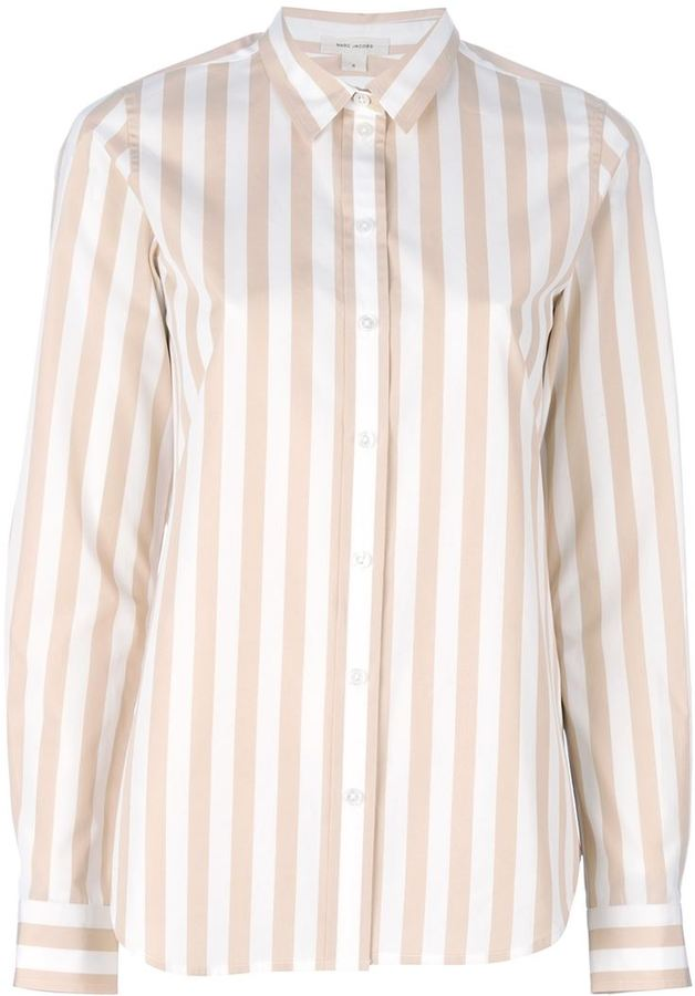 Marc Jacobs striped shirt