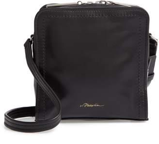 3.1 Phillip Lim Hudson Mini Square Leather Crossbody Bag