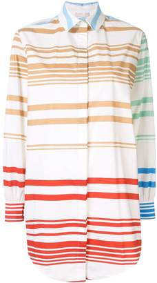 Anteprima Riga striped shirt