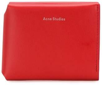 Acne Studios fold card holder