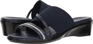 Italian Shoemakers Women's Sassy Slide Sandal