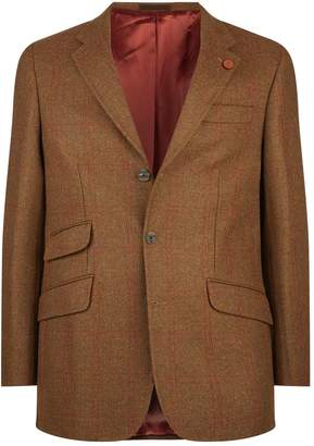 Purdey Tweed Action Back Jacket