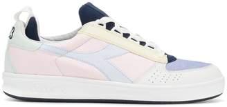 Diadora colour block sneakers