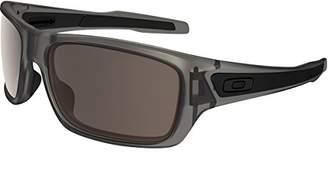 Oakley Men's Turbine OO9263-18 Wrap Sunglasses