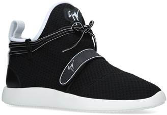 Giuseppe Zanotti Fabric Sneakers