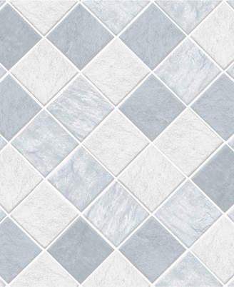 Graham & Brown Horizon Blue Wallpaper
