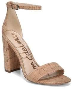 Sam Edelman Yaro Cork Sandals