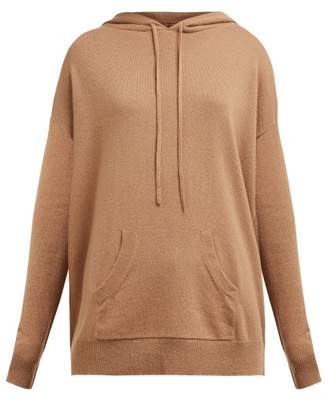 Nili Lotan Selma Cashmere Hooded Sweater - Womens - Camel