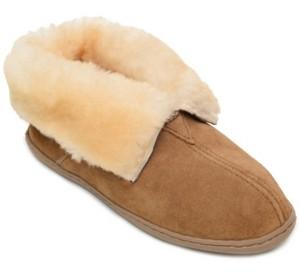 Minnetonka Sheepskin Ankle Boot Women's Shoes