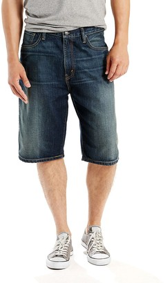 Levi's Levis Men's 569 Loose Denim Shorts