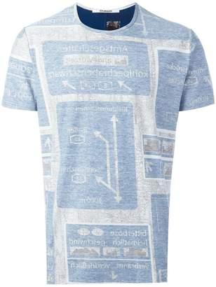 Chalayan roll-up T-Shirt