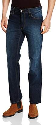 Mustang Men's Oklahoma Straight Jeans,34 W/36 L