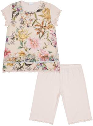 La Perla Floral Pyjama Set