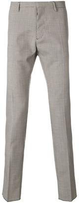 DSQUARED2 houndstooth pattern trousers