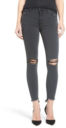 Women's Joe's Jeans Blondie Destroyed Ankle Skinny Jeans $179 thestylecure.com