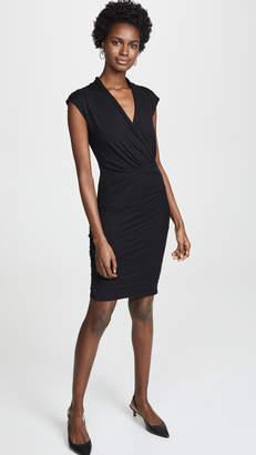 Velvet Omega Dress