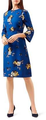 Hobbs London Tea Rose Printed Dress