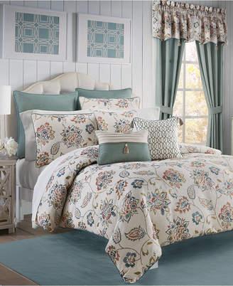 Croscill Beckett Full/Queen 4-Pc. Comforter Set