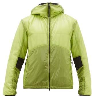 C.P. Company Goggle Hood Technical Jacket - Mens - Green