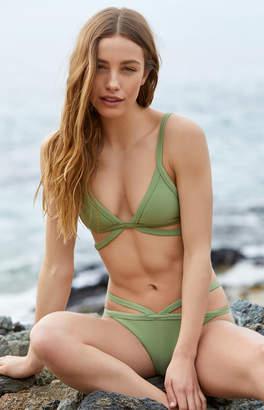 La Hearts Harness Bralette Bikini Top
