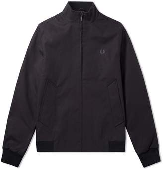Fred Perry Authentic Bonded Zip Through Jacket