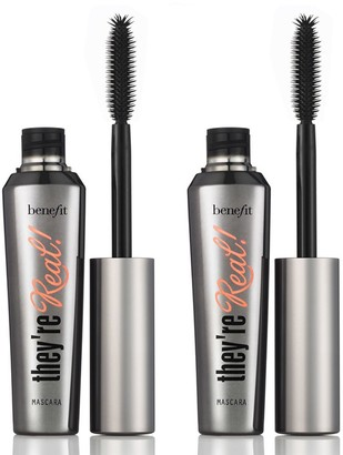 Benefit Cosmetics They're Real! Mascara Duo