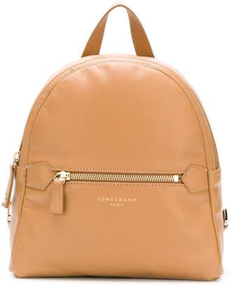 Longchamp small zipped backpack
