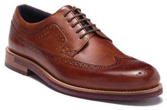 ac01ae0fe02631 Ted Baker Mition Leather Wingtip Derby