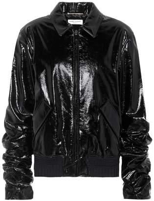 Saint Laurent Patent leather jacket