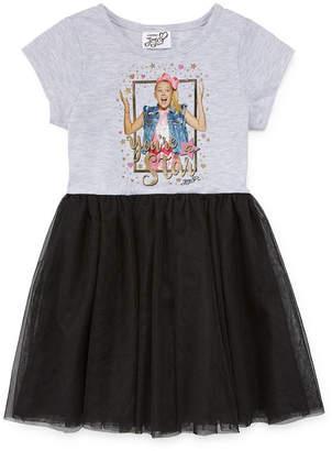 Jo-Jo JOJO JoJo Siwa Short Sleeve Tutu Dress - Preschool Girls