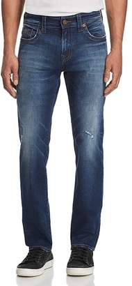 True Religion Geno Slim Straight Jeans in Suspect