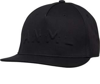 26a030a7d Mens Black Flat Cap - ShopStyle UK