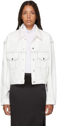 Simon Miller White Morgo Jacket