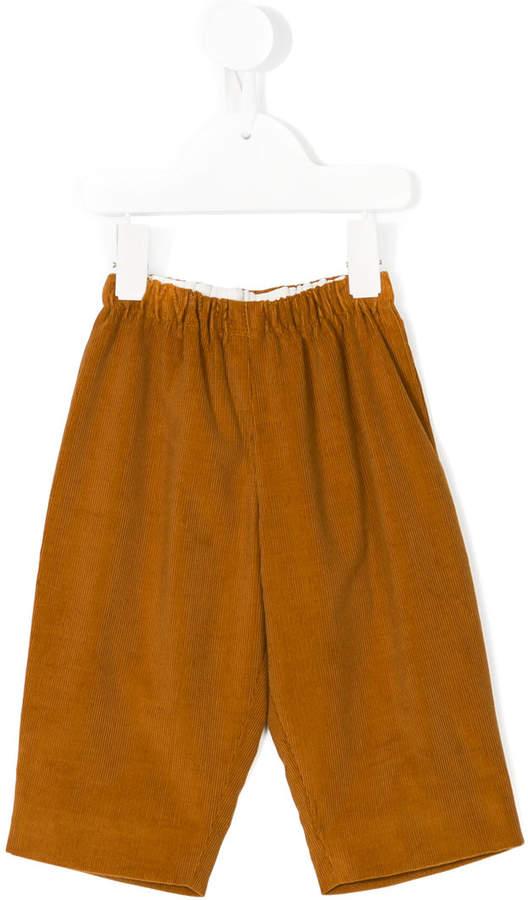 Oscar De La Renta Kids corduroy trousers
