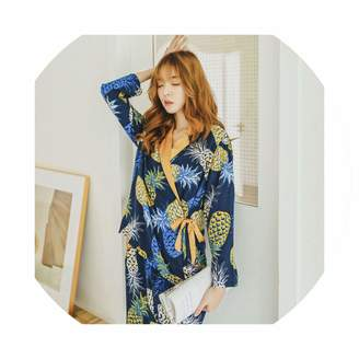 Toping Fine Pajama Sets Cotton Women Pajamas Set Pyjamas Suit Lady Pants Kimono Sleepwear Home Clothes