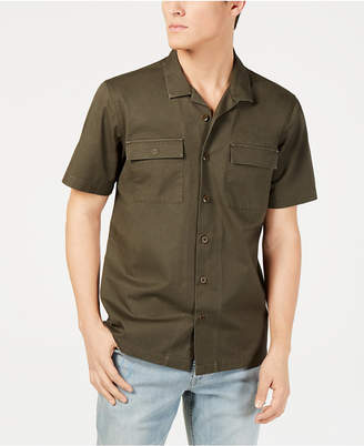 American Rag Men's Two-Pocket Shirt