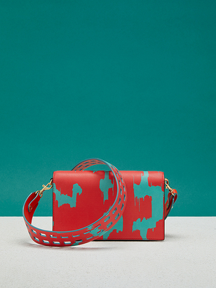 Soiree Crossbody Handbag $398 thestylecure.com