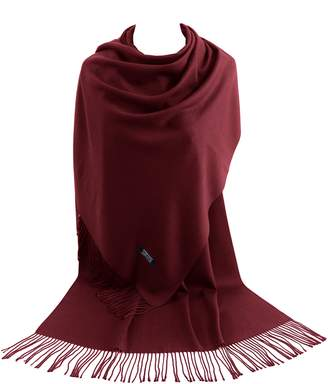 MissShorthair Womens Pashmina Scarf Shawls and Wraps For Wedding Evening Dresses