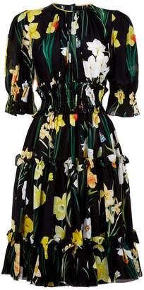 Dolce & Gabbana Daffodil Dress