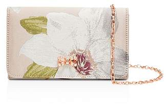 Ted Baker Sallie Chatsworth Bloom Bow Evening Bag