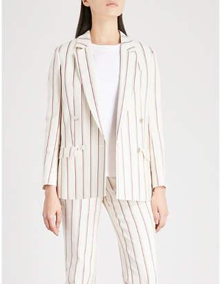 BA&SH Farah cotton-blend jacket