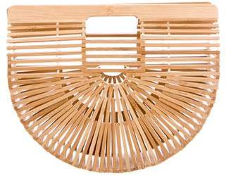 Cult Gaia Bamboo Ark Bag