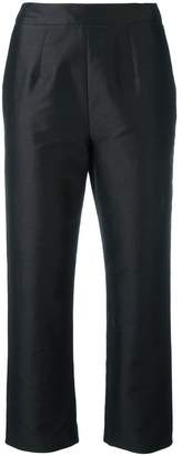 Isa Arfen cropped tailored trousers