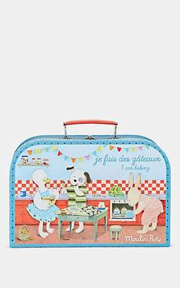 "Moulin Roty I Am Baking"" Valise Set"