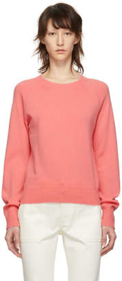 A.P.C. Pink Stirling Sweater