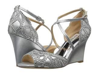 Badgley Mischka Winter Women's Wedge Shoes