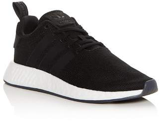 adidas Men's NMD R2 Lace Up Sneakers