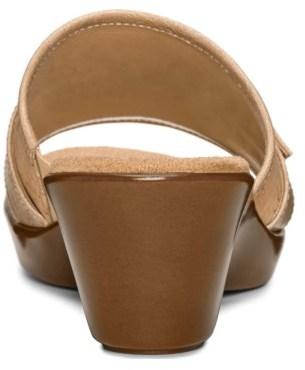Aerosoles A2 by Women's Eyes on You Medium/Wide Wedge Sandal