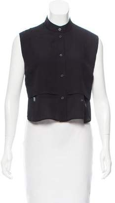 Tome Sleeveless Crop Top w/ Tags