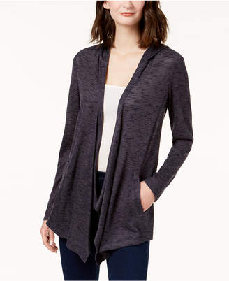 INC International Concepts I.N.C. Hooded Cardigan, Created for Macy's